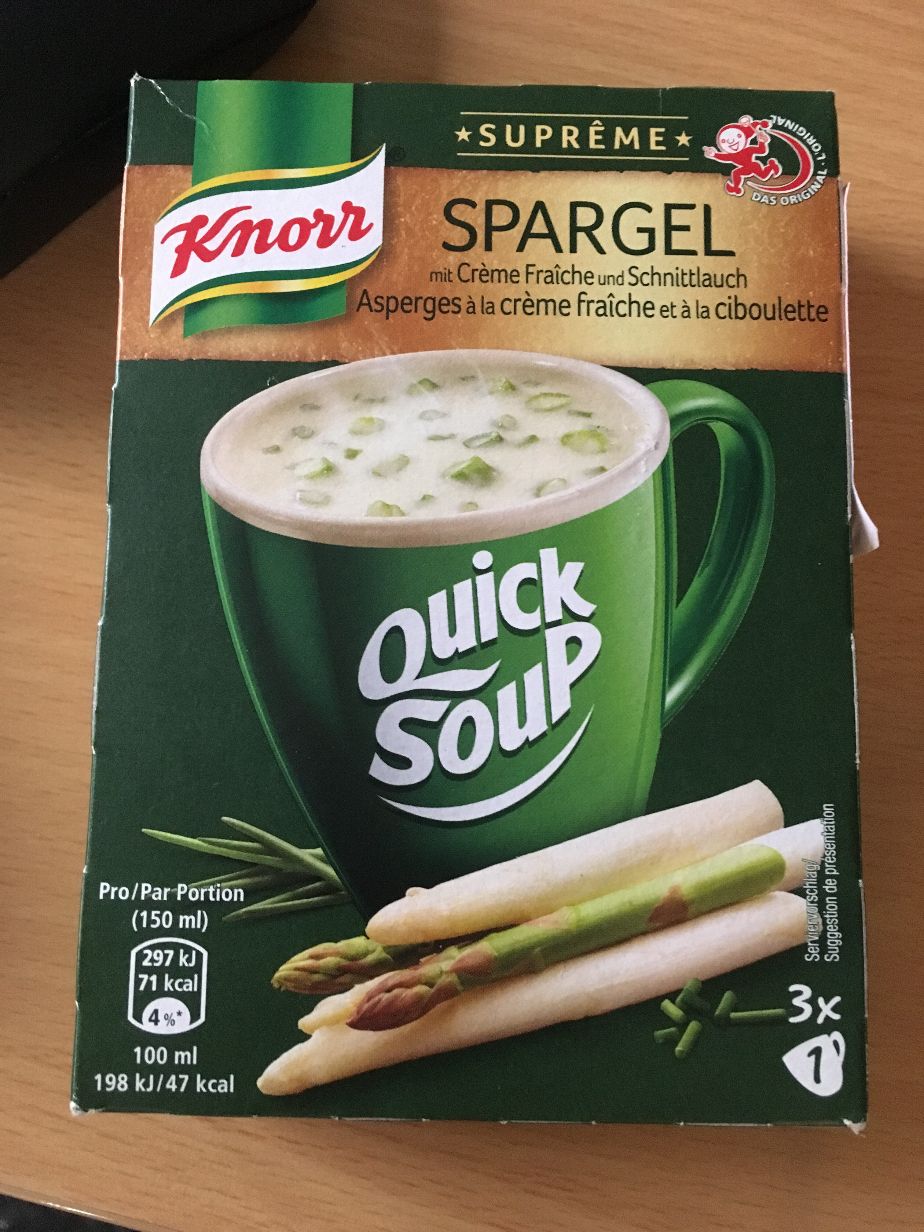 SPARGEL - Prodotto - fr