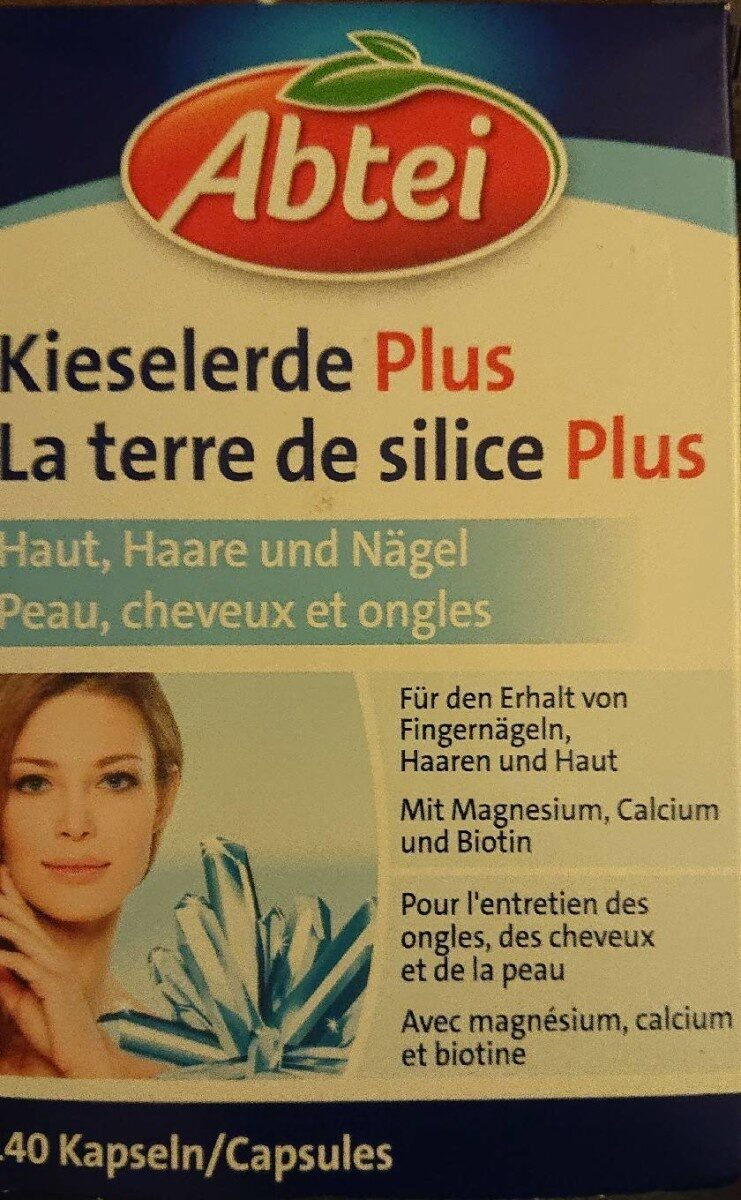 La terre de silice Plus - Product
