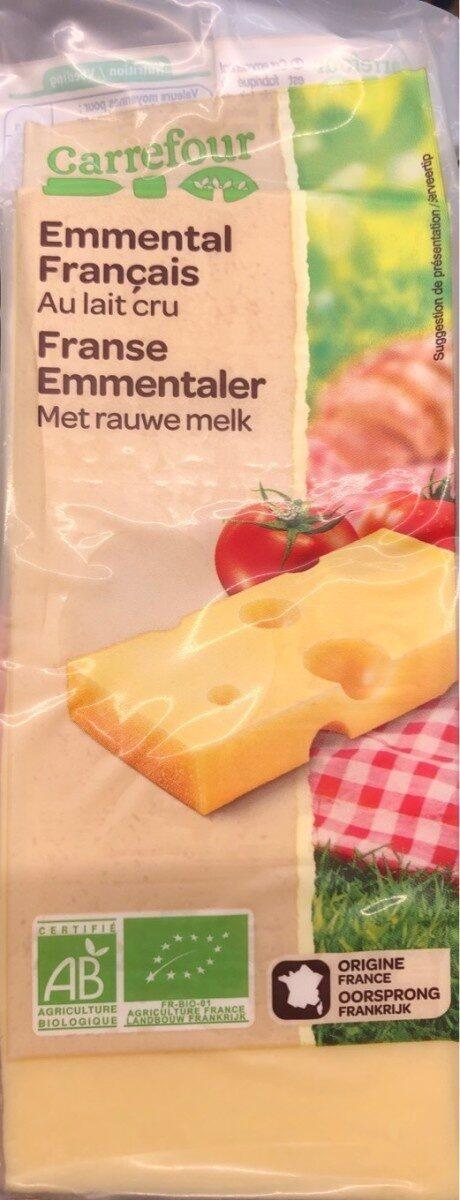 Franse Emmentaler - Produit - fr