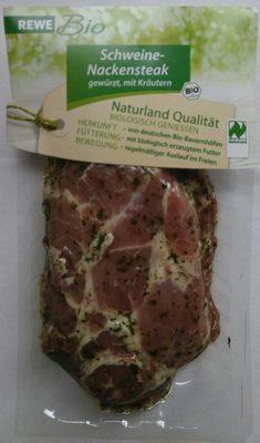 Schweine-Nackensteak mit Kräutern - Product - de
