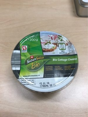 Bio Cottage Cheese - Product - fr