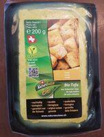 Tofu bio curry - Product - fr