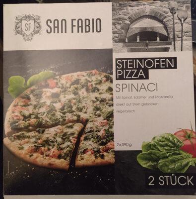 Steinofenpizza Spinacu - Produkt - de