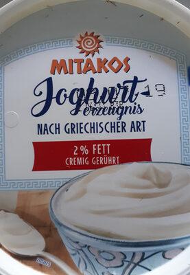 Mitakos Joghurterzeugnis nach griechischer Art - Product