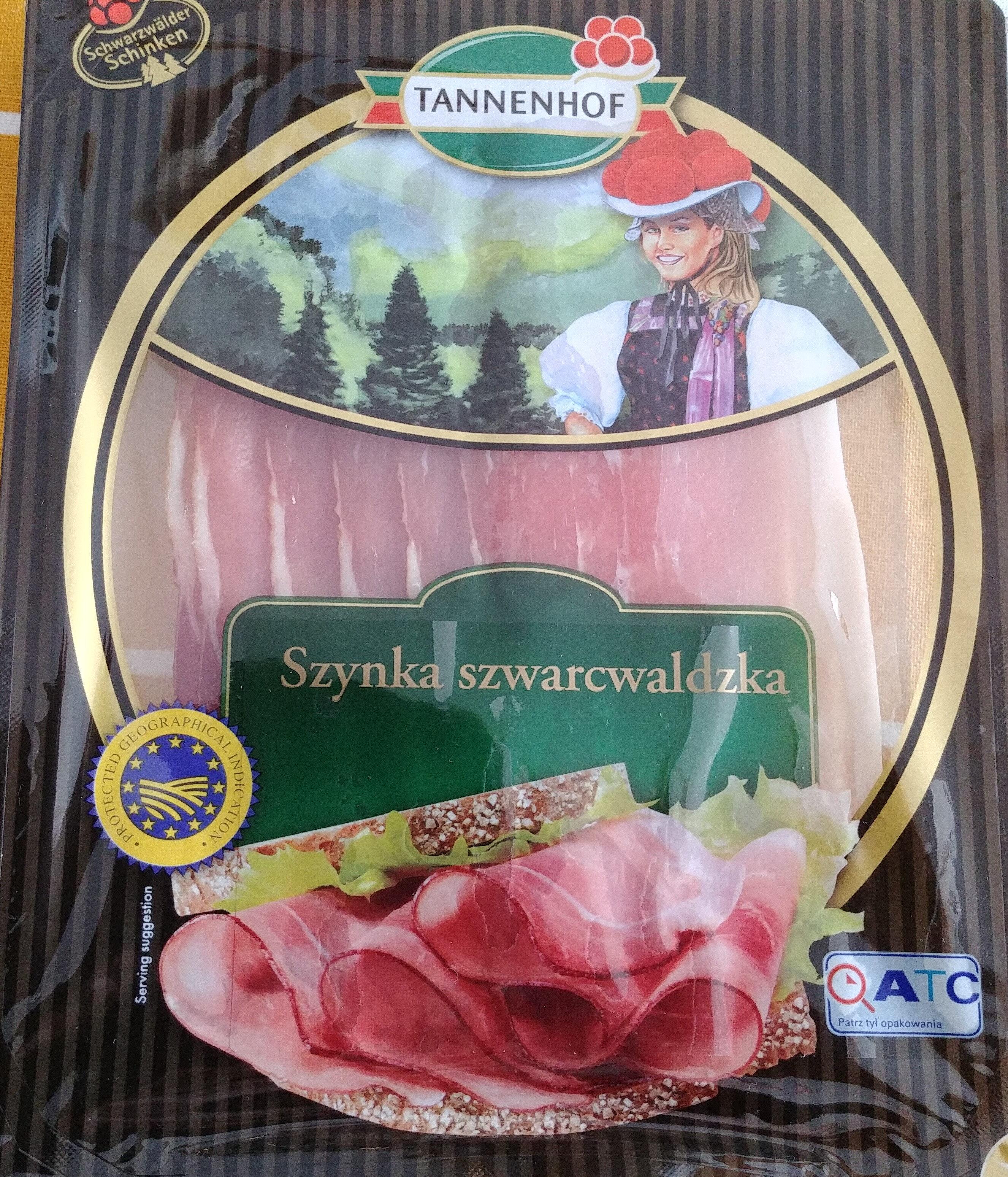 Szynka szwarcwaldzka - Produkt