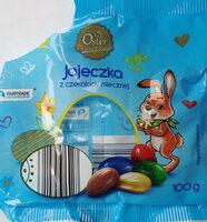 Jajeczka z czekolady mlecznej - Product