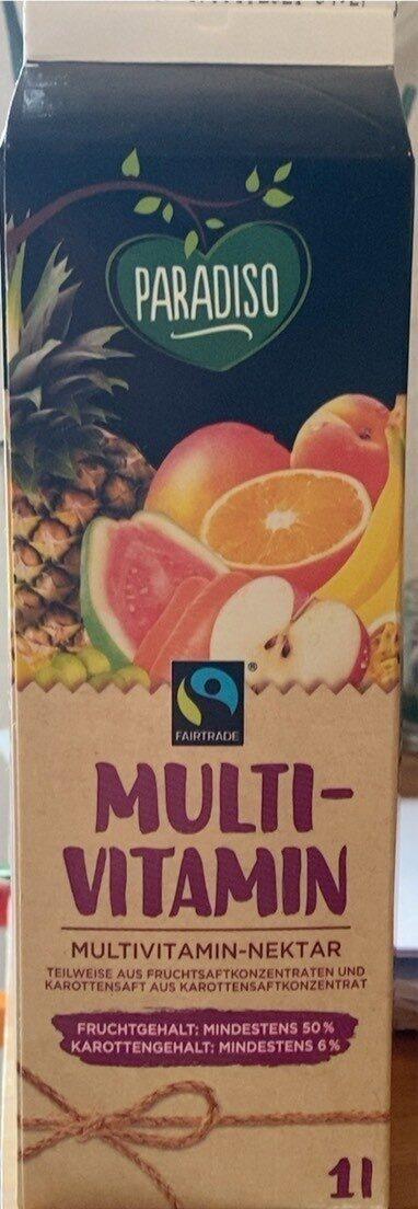 Mulitvitamin-Nektar - Product - de