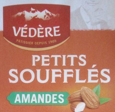 Petits soufflés Amandes - Produit