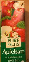 Jus de Pomme à Base de Concentré - Produit - fr