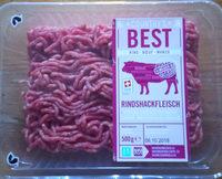 Viande hachée de boeuf - Product - fr