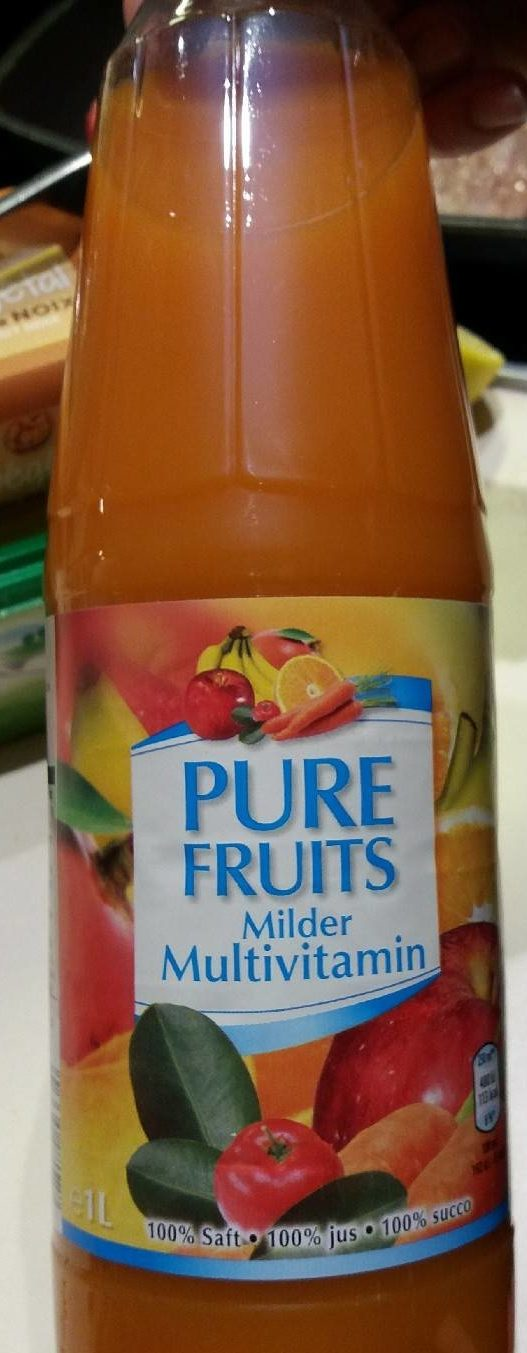 Multivitamin - Product