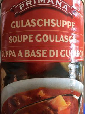 Gulaschsuppe - Product - en
