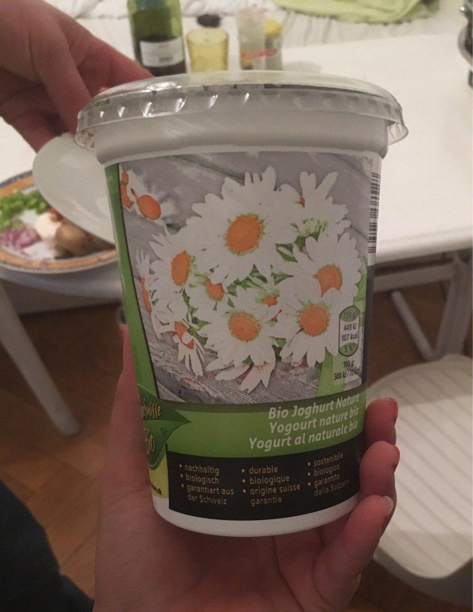 Bio Joghurt Nature, Nature - Produit - fr