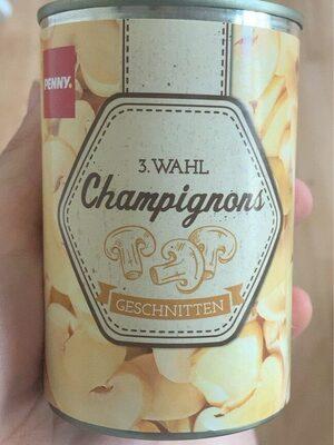 Champignons - Produkt - en