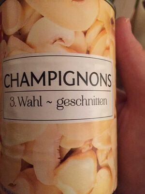 Champions 3.te Wahl - Produkt - en