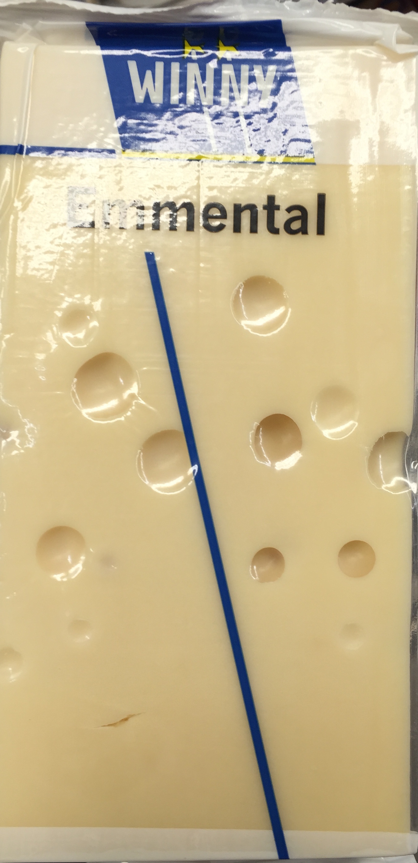 Emmental (28% MG) - Product