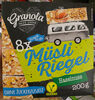 Müsli Riegel Haselnuss - Product