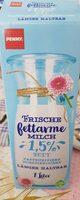 Frische fettarme milch - Prodotto - de
