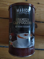 Family Cappucino - Mit feiner Kakaonote - Product - de