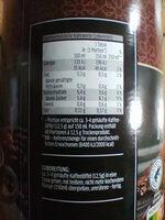Family Cappucino - Mit feiner Kakaonote - Voedingswaarden - de
