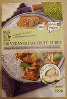 BIO veganes Jackfruit-Curry - Product - de