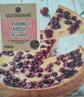 Pudding Kirschkuchen - Prodotto - de