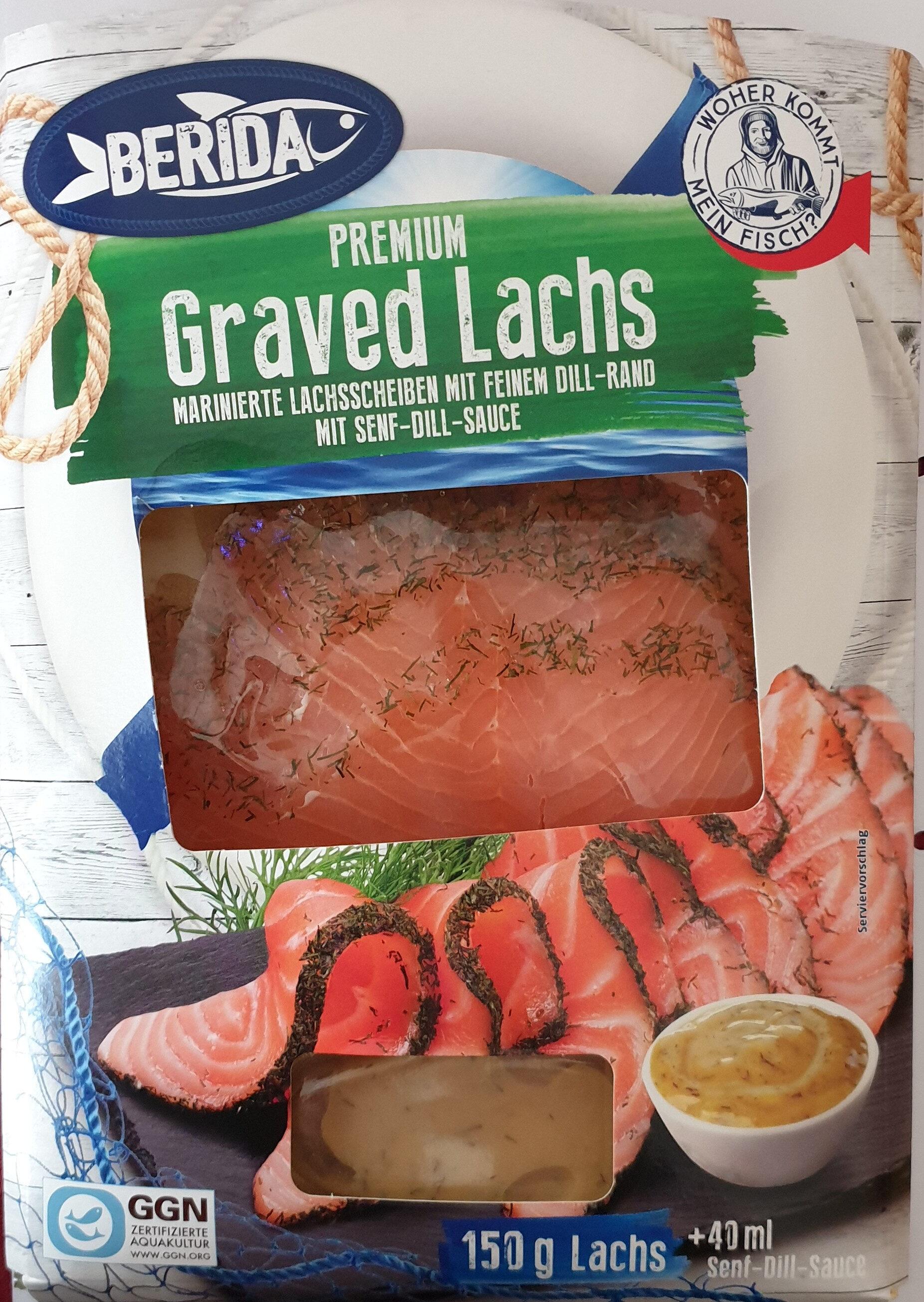 Premium Graved Lachs - Product - de
