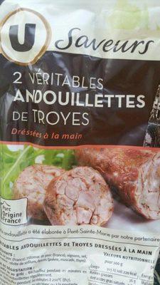 Véritables andouillettes de Troyes - Product - fr