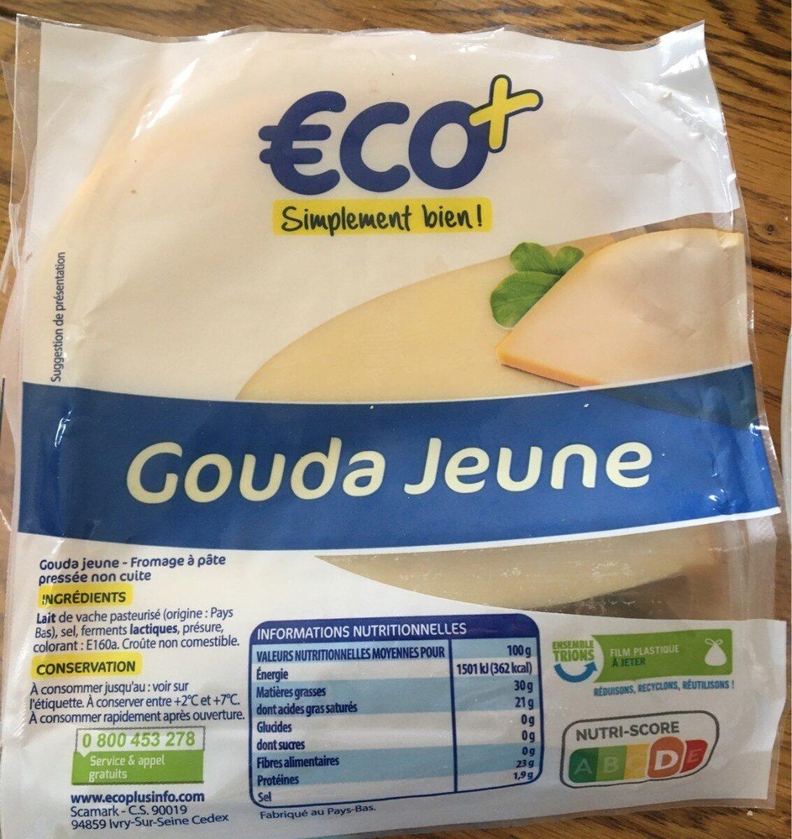 gouda jeune - Produkt - fr
