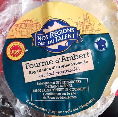 Fourme d'Ambert- Appellation d'Origine Protégée - Product