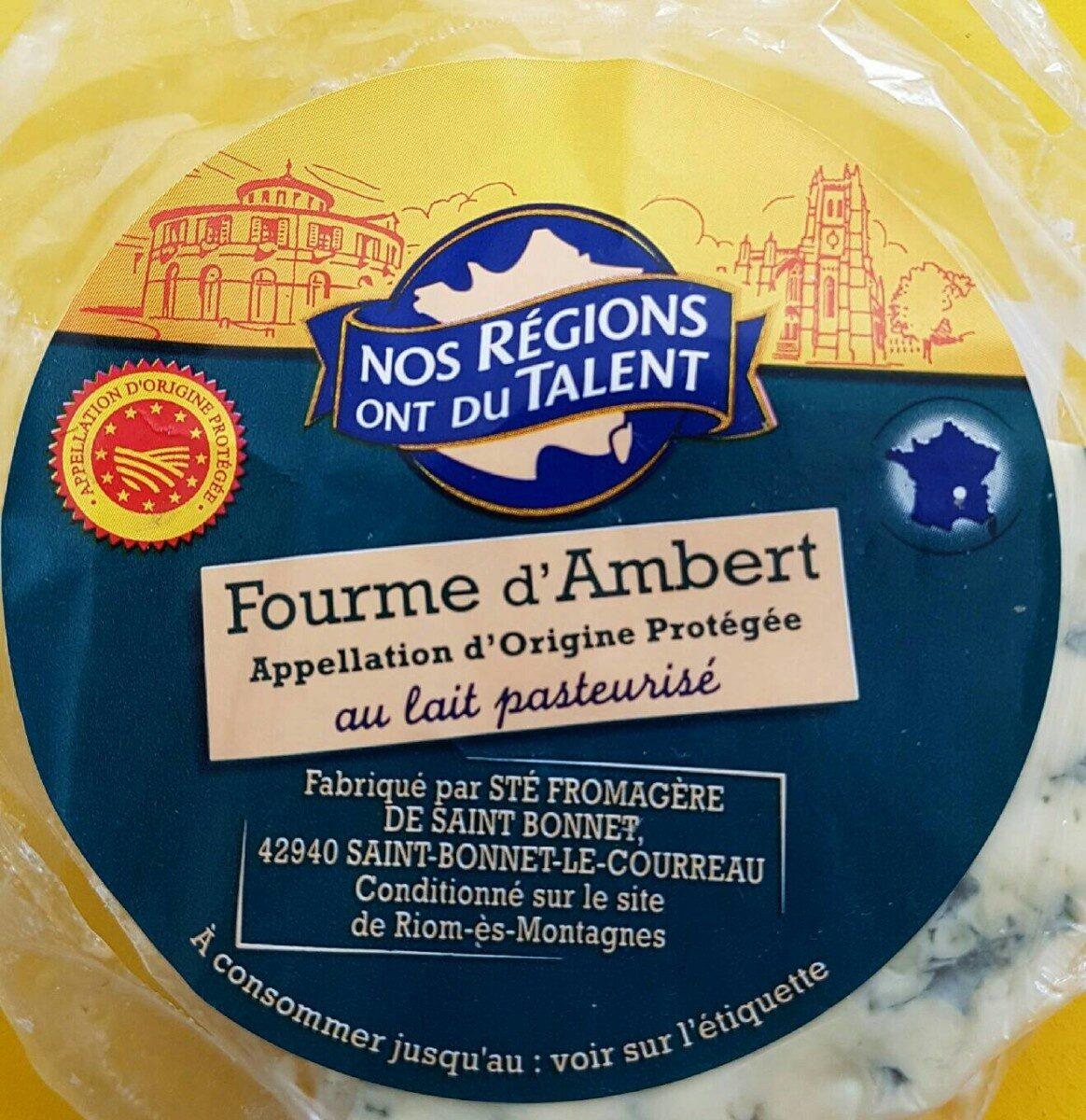 Fourme d'Ambert - Produit - fr