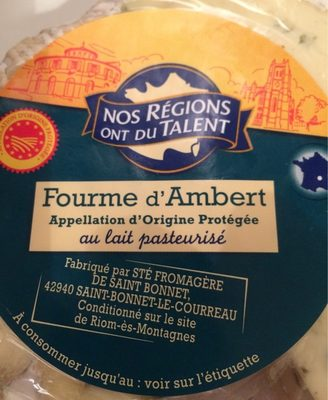 Fourbe d Ambert - Produit - fr
