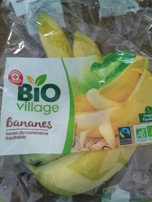 Bananes cavendish Bio - Produit - fr