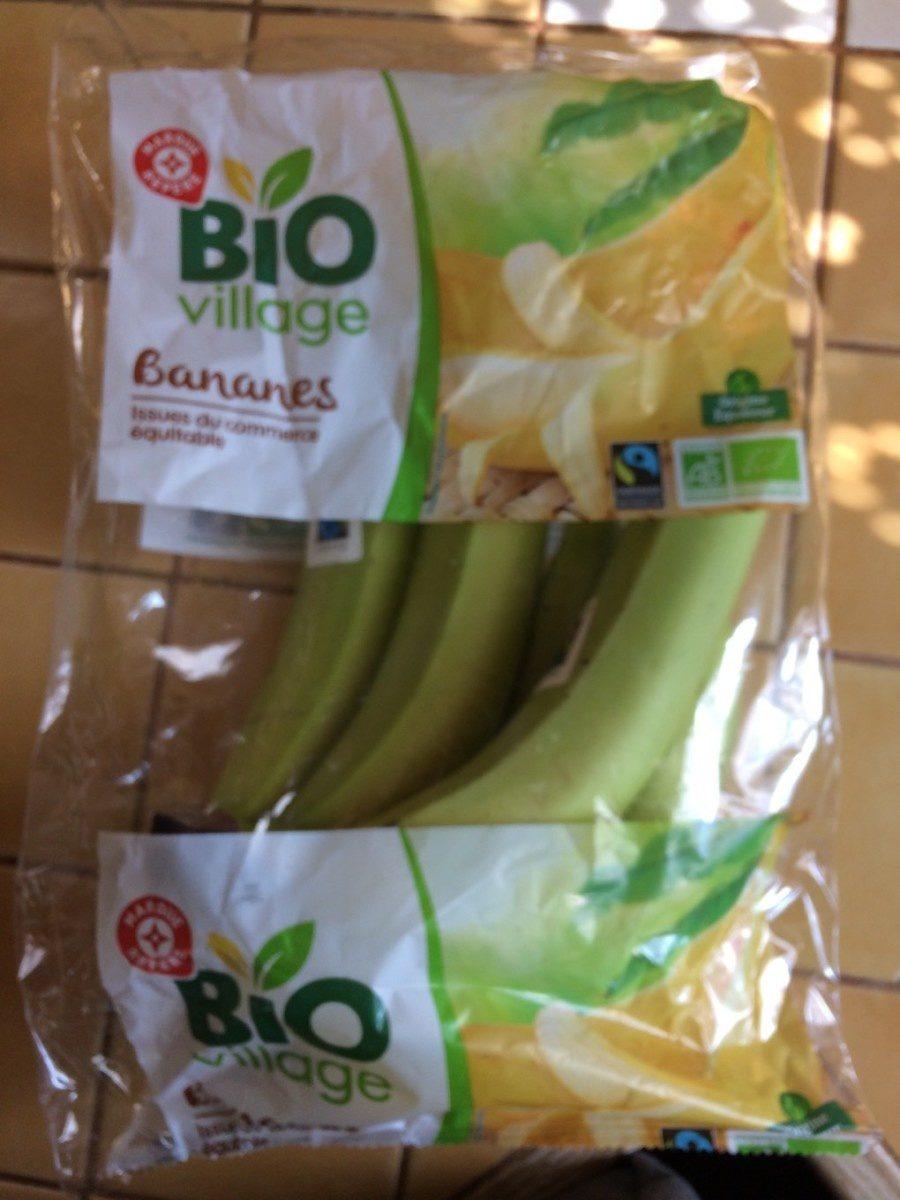 Bananes cavendish - Produit - fr