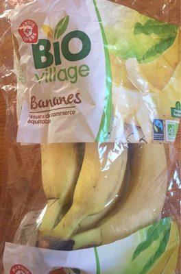 Bananes - Product - fr