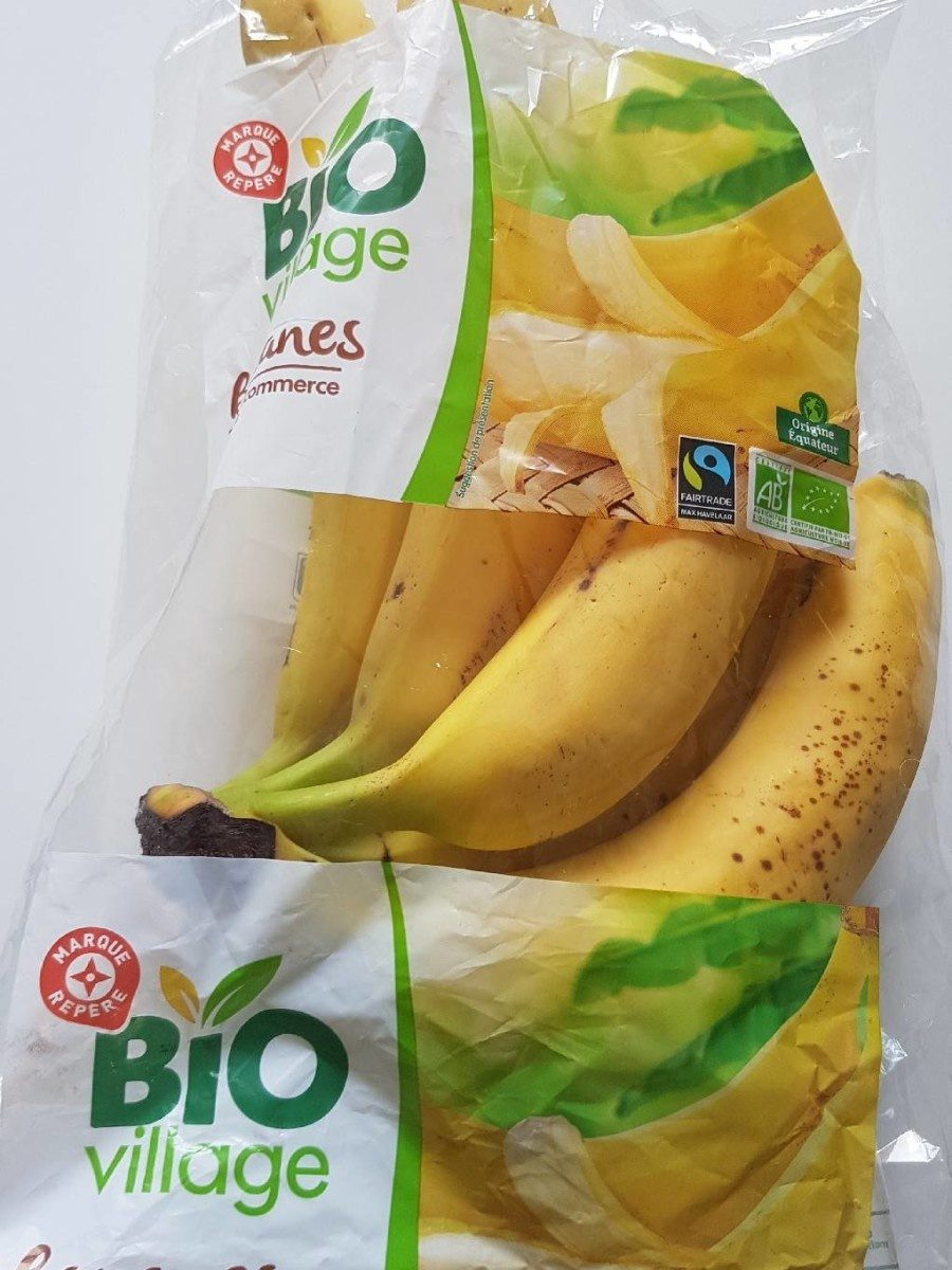 Bananes - Produit