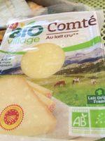 Comté au lait cru - Produit - fr