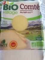 Bio village compté au lait cru - Produit - fr