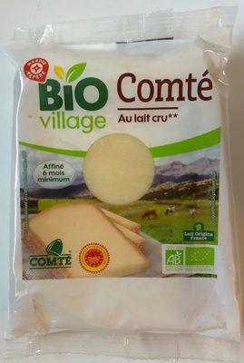 Comte bio au lait cru >6mois - Produit - fr