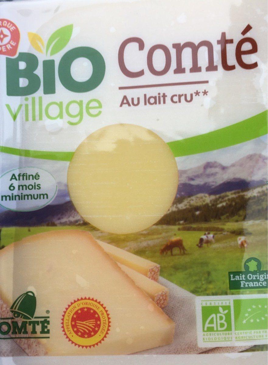 Comté lait cru - Produit - fr