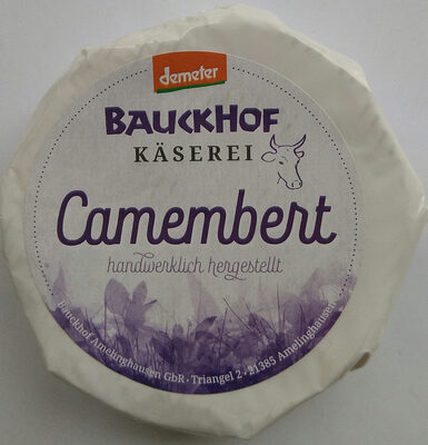 Camembert - Produit - de