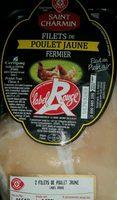 Filet fermier de poulets jaunes - Product - fr