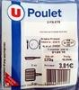 Poulet 2 filets - Produit