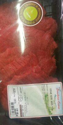 Steak Gite Noix x6 - Produit