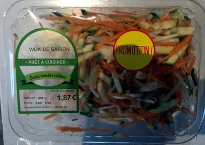 wok de saison - Product - fr