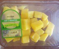 Mangue prêt à déguster - Produit - fr