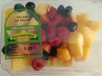 Salade de fruits - Produit