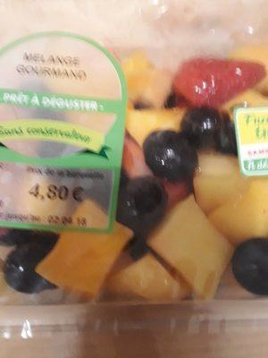 Salade de fruits - Product - fr