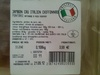 Jambon cru italien chiffonade - Product