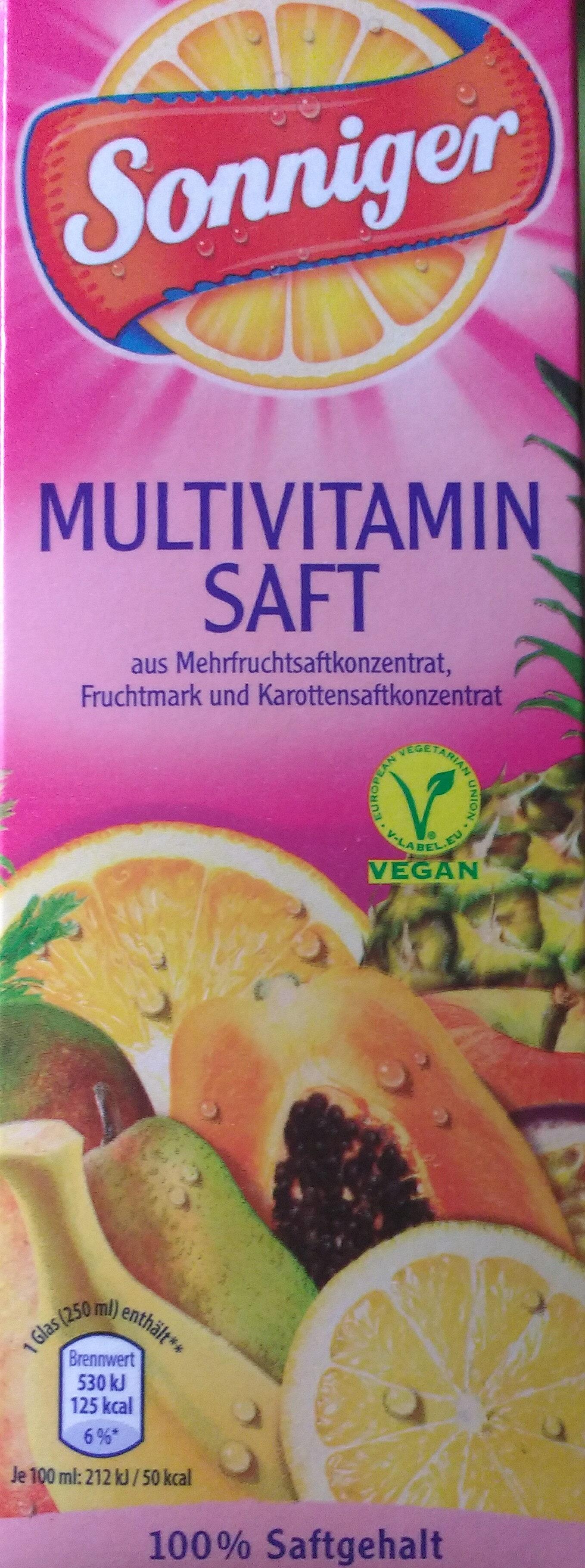 Multifruchtsaft - Product - de